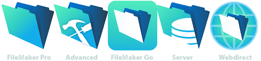 FileMaker Pro Technologies - FileMaker Pro, FileMaker Pro Advanced, FileMaker Go, FileMaker Server, Webdirect